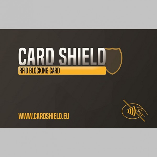 Card Shield Product 0016-O